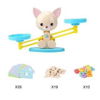 Bộ đồ chơi Cún con giúp bé học toán