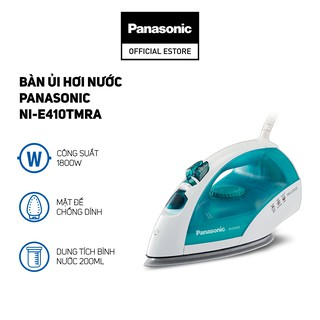 Bàn Ủi Hơi Nước Panasonic PABU-NI-E410TMRA – Bảo Hành 12 Tháng