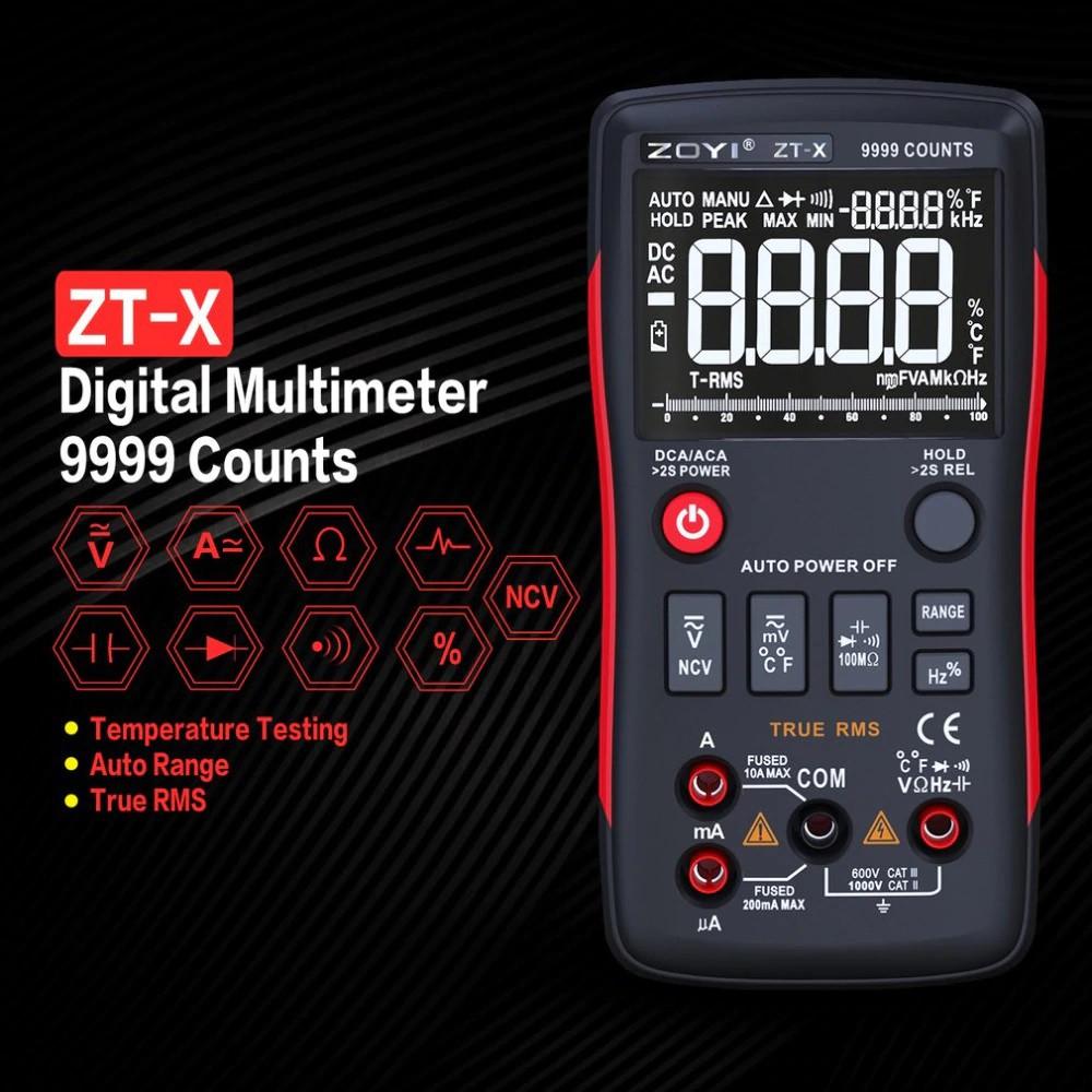 Đồng hồ vạn năng ZOTEK/ZOYI ZT-X True RMS