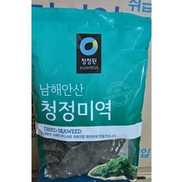 Rong biển khô nấu canh Hàn Quốc gói 25g