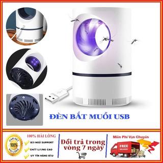Đèn Bắt Muỗi Thông Minh Hình Trụ Cổng Sạc USB DBM-21, An Toàn Cho Sức Khỏe thumbnail