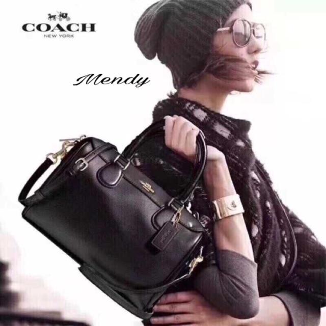 Túi trống Coach chính