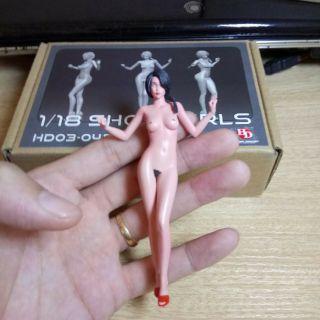 Figure Girl Sexy (Tỉ lệ 1/18)