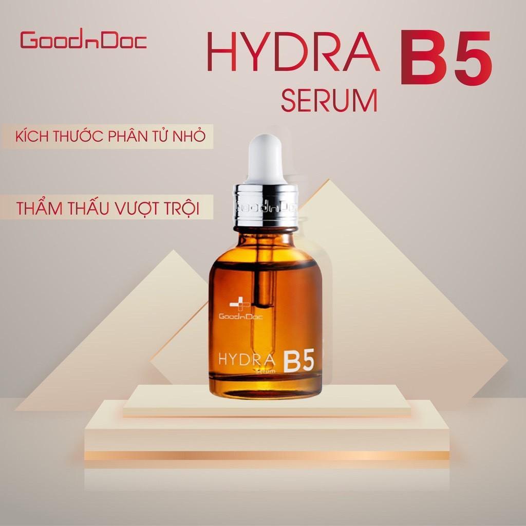 SERUM DƯỠNG ẨM PHỤC HỒI DA GOODNDOC HYDRA B5 30ml   Shopee Việt Nam