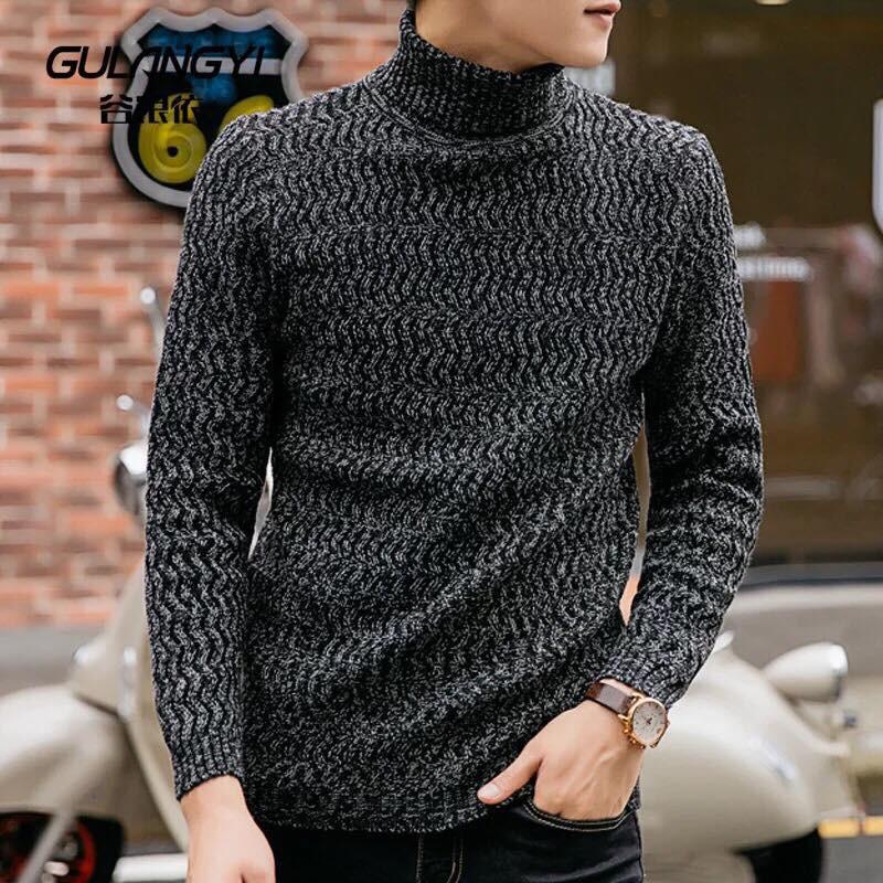 Áo len cao cổ phong cách hàn quốc - Áo len cao cổ phong cách hàn quốc