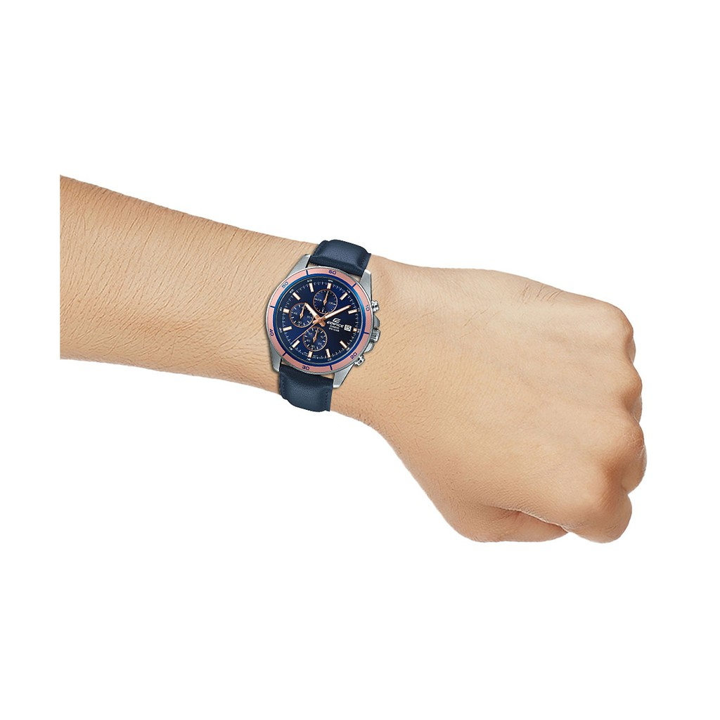 Đồng hồ nam EDIFICE Casio Anh Khuê EFR-526L-2AVUDF