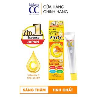 Hình ảnh Tinh chất dưỡng trắng da chống thâm nám Melano CC Whitening Essence 20ml-0