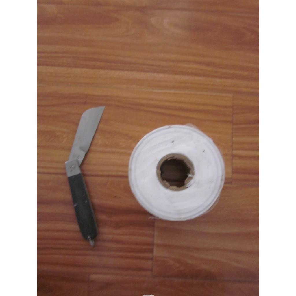 Combo 2 Món Đồ Ghép Chuyên Dụng - Dao Ghép + Giấy Ghép Tự Hủy