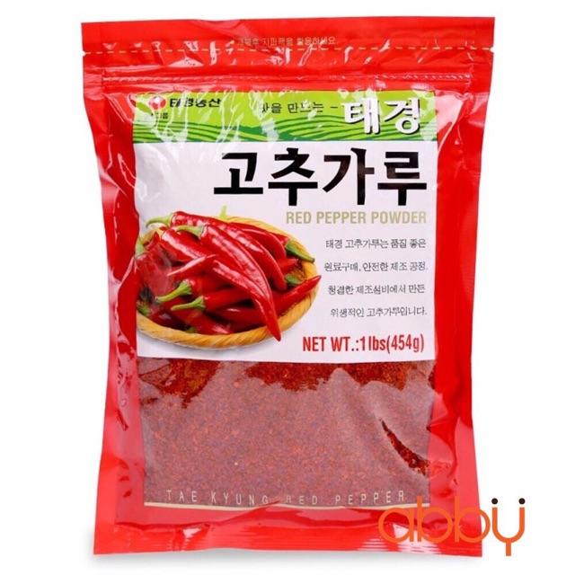 [500 gram] Bột ớt hàn quốc (Teakyung Nongsan)