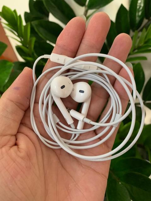 Tai nghe iphone 6s zin chính hãng apple jack 3.5