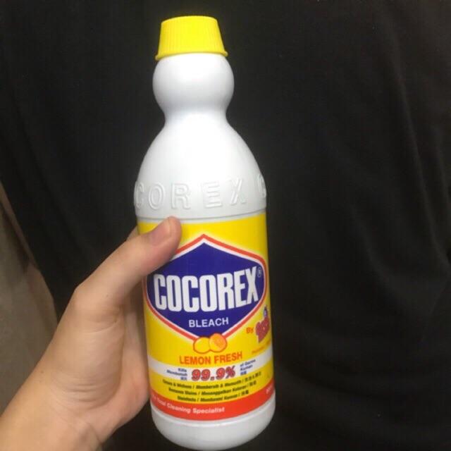 Nước Tẩy Quần Áo Trắng Cocorex 500ml - Malaysia