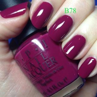 SALE 40% - sơn móng tay OPI (NLB78) thumbnail