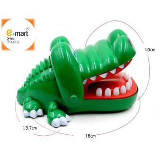 [ẢNH THẬT] Đồ chơi khám răng cá sấu + Tặng kèm 1 đèn led cổng USB + led usb