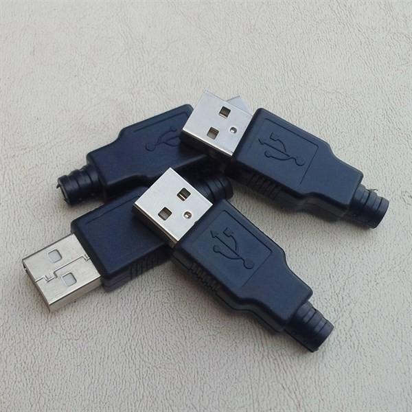 Bảng giá Đầu Jack USB A Cái, Đực