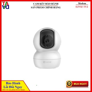 Camera Wifi thông minh EZVIZ TY2 Smart home Hàng chính hãng - Bảo hành 12 tháng 1 đổi 1