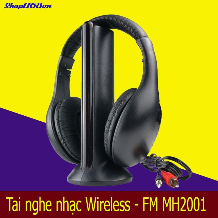 Tai nghe nhạc Wireless - FM MH2001
