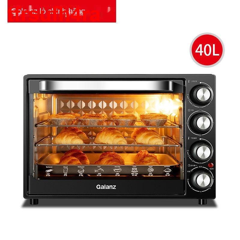 Lò nướng điện gia dụng Galanz bánh nhỏ đa chức năng tự động dung tích lớn 40 lít L bông lan đình