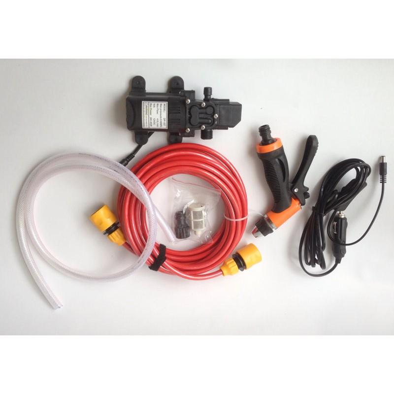 Bộ Máy bơm rửa xe tăng áp lực nước mini loại 4 lít/min - 2977286 , 540369988 , 322_540369988 , 320000 , Bo-May-bom-rua-xe-tang-ap-luc-nuoc-mini-loai-4-lit-min-322_540369988 , shopee.vn , Bộ Máy bơm rửa xe tăng áp lực nước mini loại 4 lít/min
