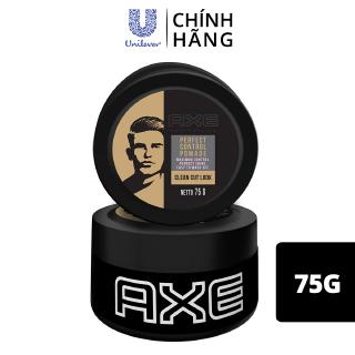 Pomade tạo kiểu tóc AXE Clean Cut Look giữ nếp tối ưu, bật tung khí chất dành cho nam, 75g thumbnail