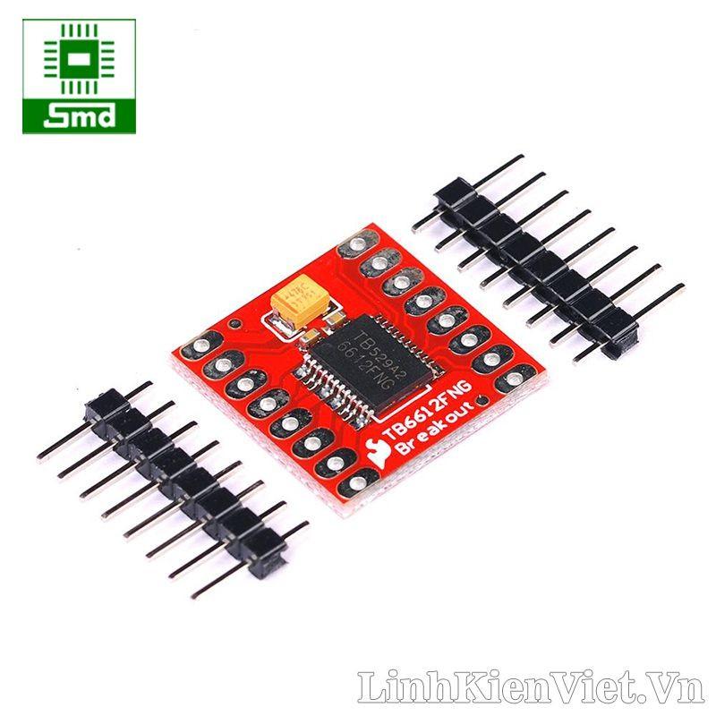 Module điều khiển động cơ TB6612 - 14628921 , 373039586 , 322_373039586 , 65000 , Module-dieu-khien-dong-co-TB6612-322_373039586 , shopee.vn , Module điều khiển động cơ TB6612