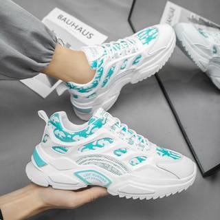 [FreeShip - Siêu Phẩm] Giày thể thao nam, giày sneaker nam độn đế mới nhất 2021 thumbnail