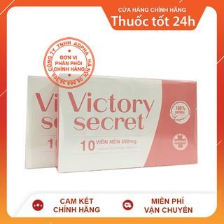 Victory Secret - Hỗ trợ ngăn ngừa viêm nhiễm, se khít vùng kín thumbnail