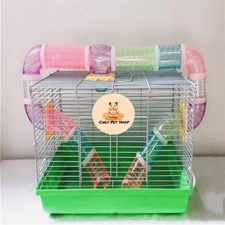 Lẻ bộ vòng ghép ống nối cho chuồng Hamster 5