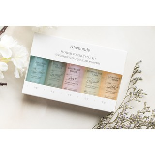 Minisize Toner Mamonde Flower Toner Trial Kit thumbnail