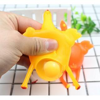 đồ chơi gudetama bóp trút giận móc khóa gà đẻ trứng mã QSF97 Mchất lượng nhất