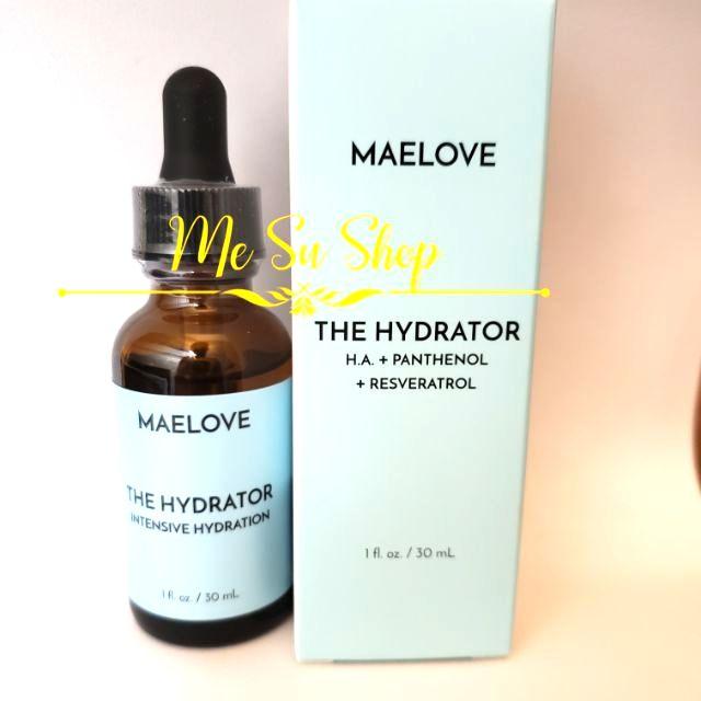 Bill Mỹ Maelove Serum Cấp Nước Phục Hồi Da Hydrator B5 Gel