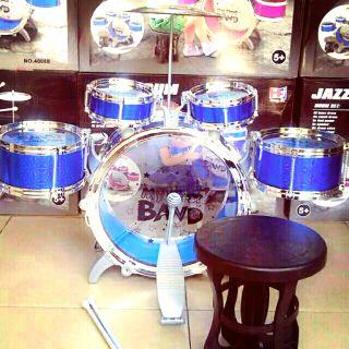 Bộ Trống Jazz Drum 5 Cái Cho Bé