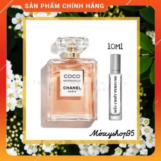 [CHÍNH HÃNG]-[FREESHIP] - Nước hoa chính hãng Chanel Coco Mademoiselle Intense EDP Test 5ml/10ml/20ml