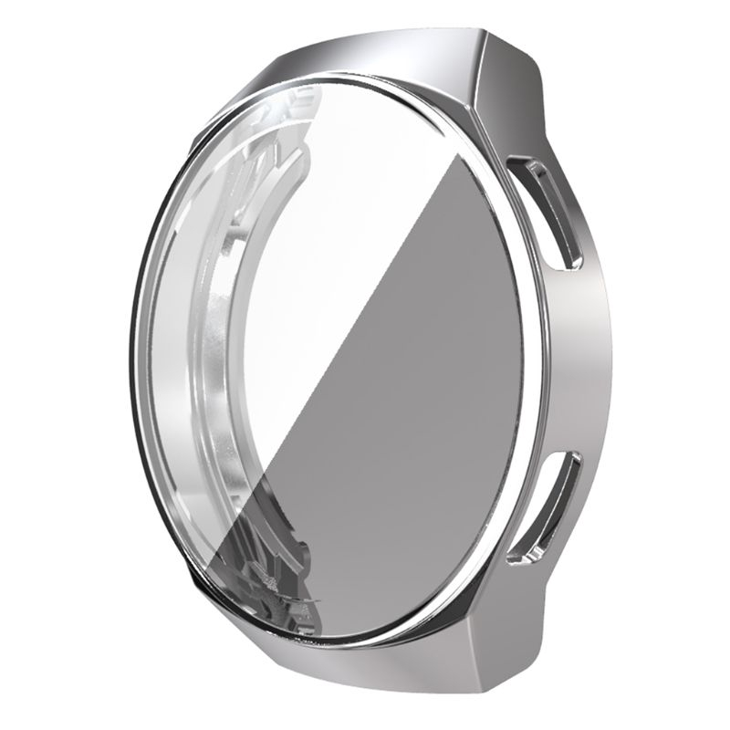 Star✨ TPU Electroplate Watch Case Full Screen Protector Cover for Hua-wei WatchGT 2e