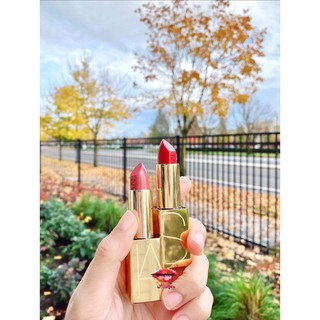 Son Thỏi NARS Audacious Lipstick - Vỏ Vàng Limited thumbnail