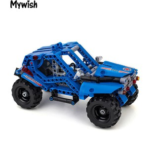 👶🏼388Pcs Educational Toy DIY Car Model Building Blocks Bricks for Children