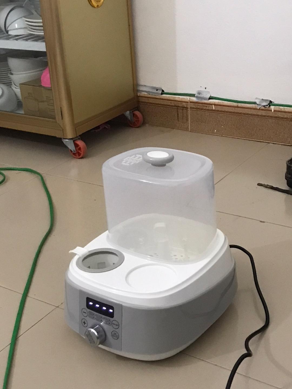 Máy tiệt trùng bình sữa sấy khô 5in1 DDO