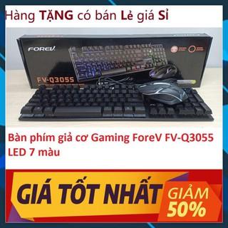 [XẢ NHANH] Bộ bàn phím và chuột Gaming ForeV FV- Q305S