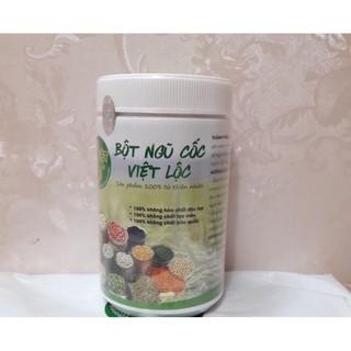 Bột Ngũ cốc Việt Lộc 500g( lợi sữa , bầu , tăng giảm cân)