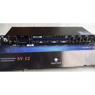 Vang Karaoke PS Audio-SV12 Có chống hú.Kết nối Bluetooth Optical.