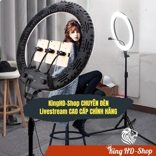 Đèn livestream cao cấp siêu sáng, hỗ trợ bán hàng, phun xăm, chụp ảnh, trang điểm hàng chính hãng