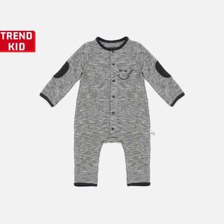 Sleepsuit cho bé trai bé gái từ 5 đến 19kg màu Tàn BABYWANT thumbnail
