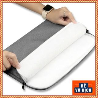 Túi Chống Sốc Macbook Laptop Cao Cấp - Đủ Size 11 inch, 12 inch, 13 inch, 14 inch, 15 inch, 16 inch. thumbnail