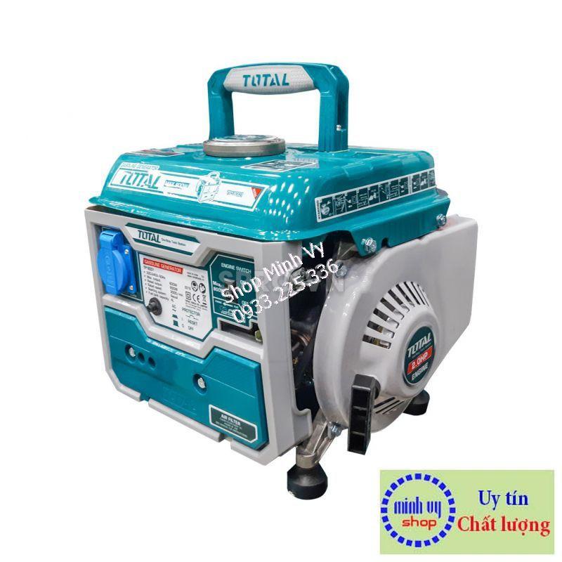 Máy phát điện động cơ xăng Total TP18001 0.8KW