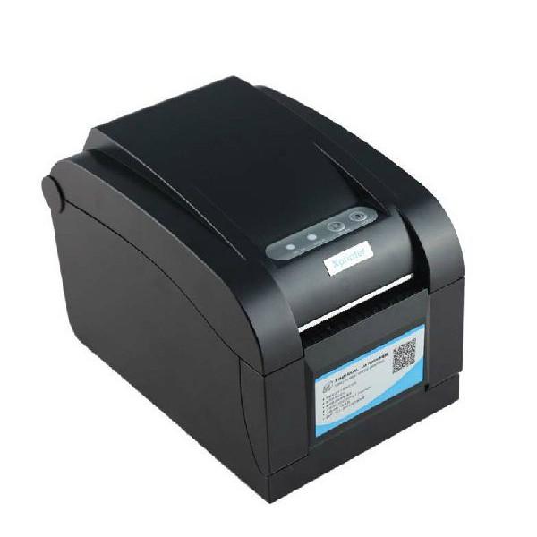 Máy in hóa đơn Antech AP250B (Đen)