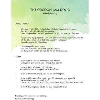 Kén tằm The Cocoon Lâm Đồng 50pcs