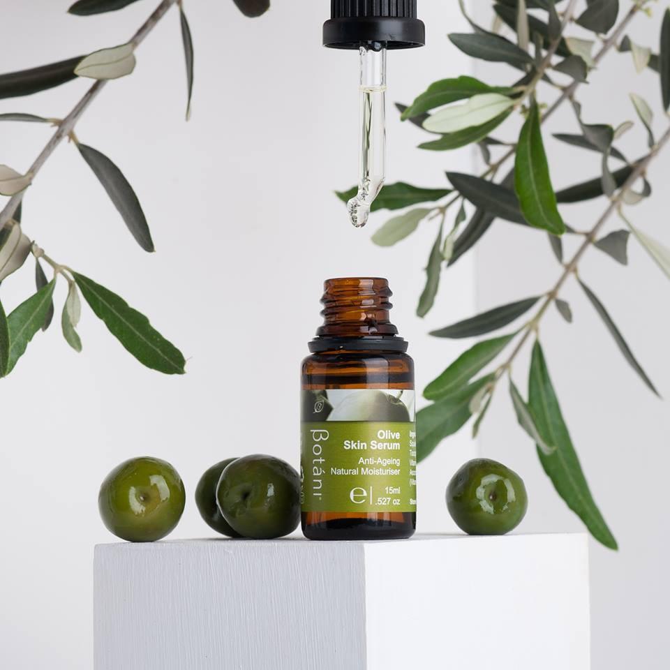 Image result for botani squalene olive skin serum