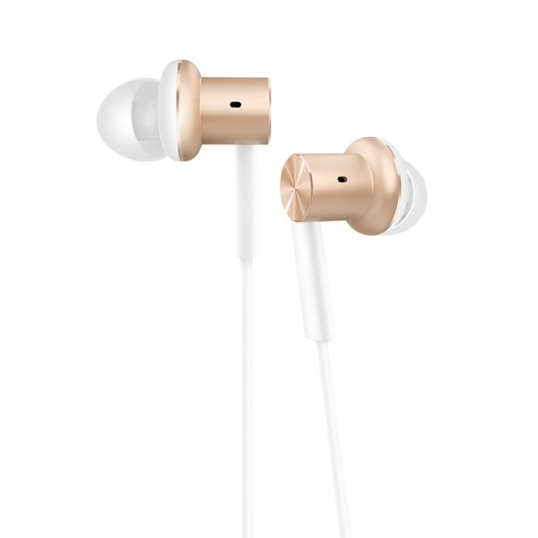 Tai nghe Xiaomi Mi In-Ear Headphones Pro (Vàng) - Hàng chính hãng DGW