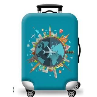 Túi bọc vali co giãn cao cấp mẫu H302 [ Hàng có sẵn ] thumbnail