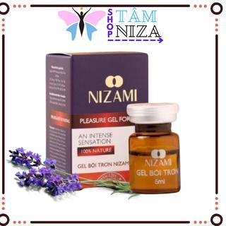 Gel bôi trơn tăng cảm giác gel bôi trơn tự nhiên mát lạnh chính hãng Nizam thumbnail