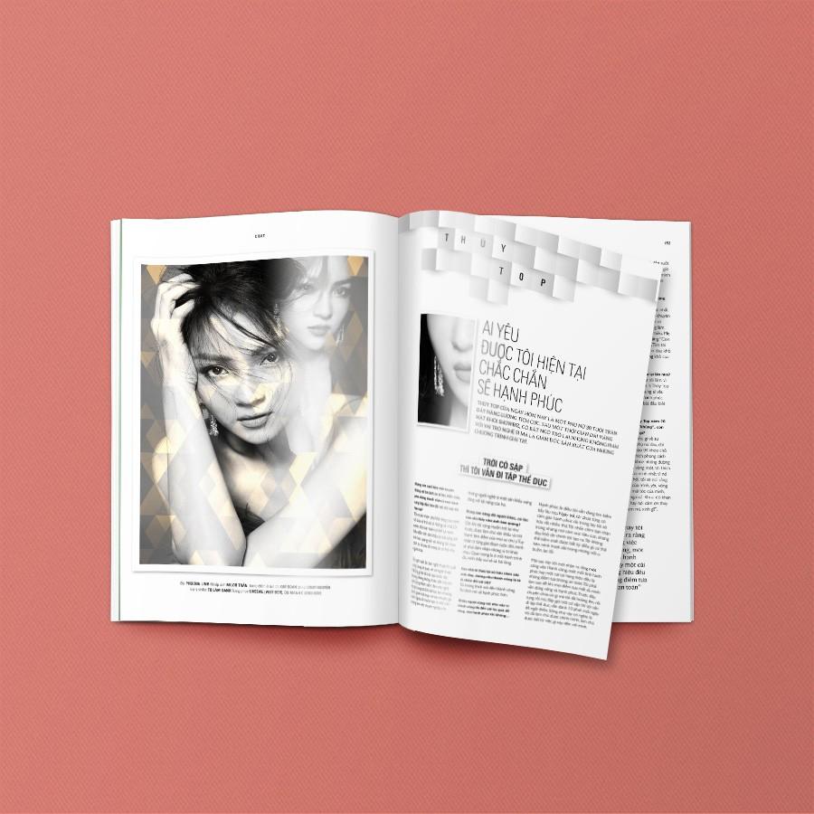 Tạp chí Đẹp - Số 242 - Tháng 3.2019